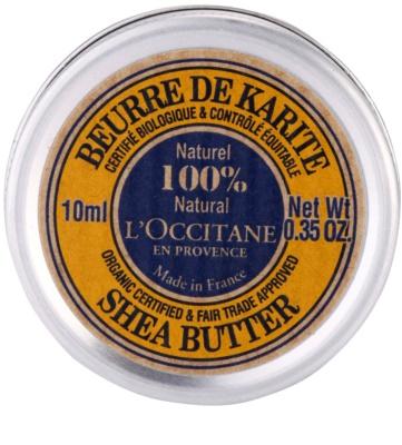 L'Occitane Karité 100% BIO manteiga de karité para pele seca