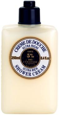 L'Occitane Karité gel-crema de dus