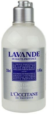 L'Occitane Lavande mleczko do ciała