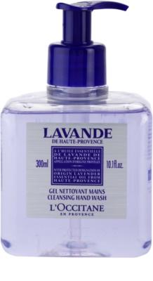 L'Occitane Lavande рідке мило для рук