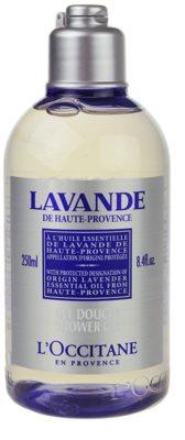 L'Occitane Lavande gel za prhanje