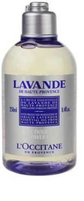 L'Occitane Lavande душ гел