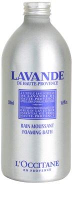 L'Occitane Lavande pena do kúpeľa