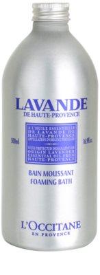 L'Occitane Lavande пяна за вана