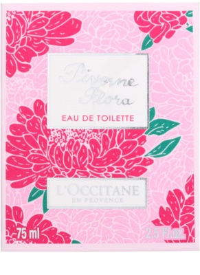 L'Occitane Pivoine Flora Eau de Toilette for Women 4