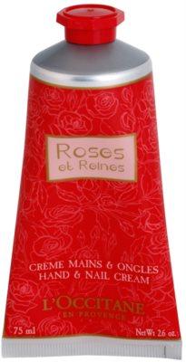 L'Occitane Rose krém na ruce s vůní růží
