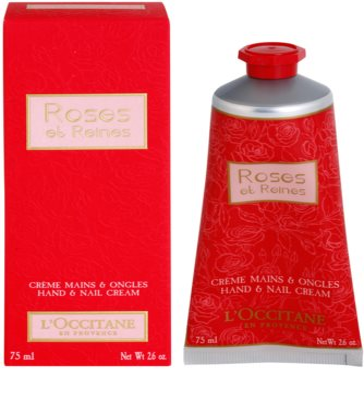 L'Occitane Rose creme de mãos com aroma de rosas 1