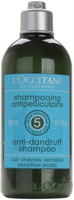 L'Occitane Hair Care šampon proti lupům