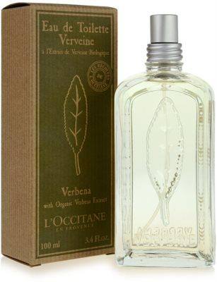 L'Occitane Verveine Eau de Toilette für Damen 1