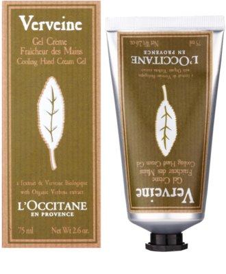 L'Occitane Verveine kézkrém hűsítő hatással 1