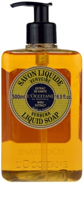 L'Occitane Verveine jabón líquido