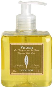 L'Occitane Verveine čisticí tekuté mýdlo na ruce