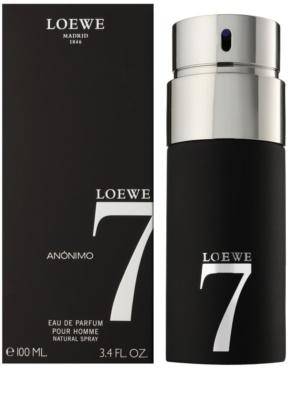 Loewe 7 Loewe Anonimo парфюмна вода за мъже