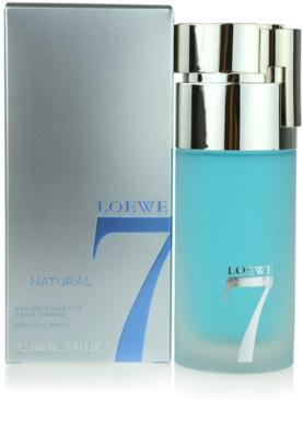 Loewe 7 Natural eau de toilette férfiaknak