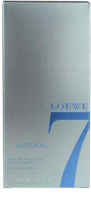 Loewe 7 Natural Eau de Toilette für Herren 4