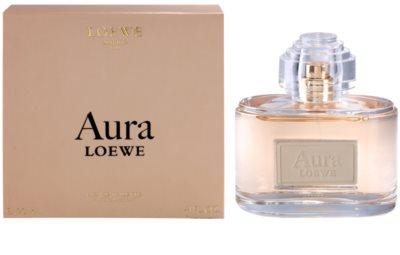 Loewe Aura Eau de Toilette pentru femei