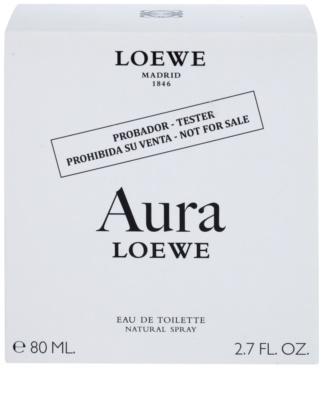 Loewe Aura тоалетна вода тестер за жени 2