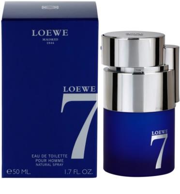 Loewe Loewe 7 for Men toaletna voda za moške