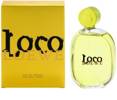 Loewe Loco woda perfumowana dla kobiet