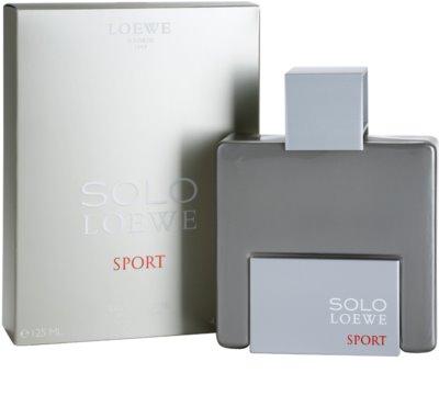 Loewe Solo Loewe Sport woda toaletowa dla mężczyzn 1