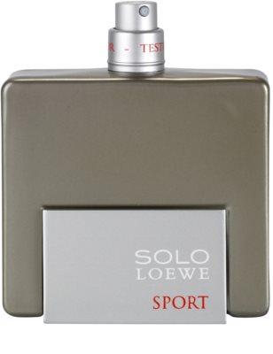 Loewe Solo Loewe Sport toaletní voda tester pro muže
