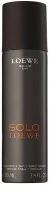 Loewe Loewe Solo deodorant Spray para homens