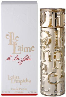 Lolita Lempicka Elle L'aime A La Folie eau de parfum nőknek