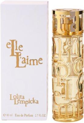 Lolita Lempicka Elle L'aime Eau De Parfum pentru femei