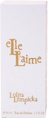 Lolita Lempicka Elle L'aime eau de parfum para mujer 4