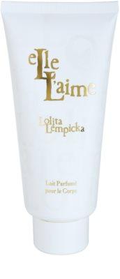 Lolita Lempicka Elle L'aime Lapte de corp pentru femei 2