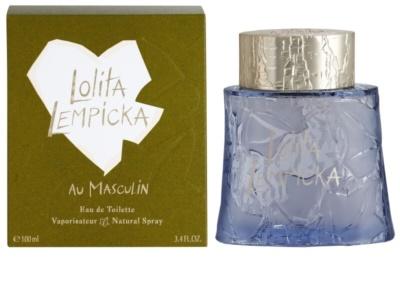 Lolita Lempicka Au Masculin Eau de Toilette para homens