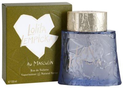 Lolita Lempicka Au Masculin туалетна вода для чоловіків 1