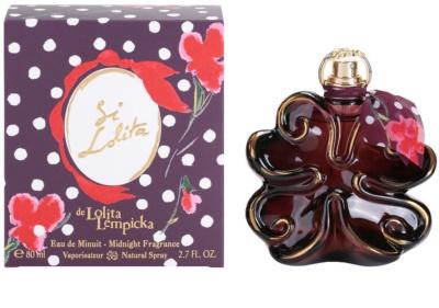 Lolita Lempicka Si Lolita Midnight Fragrance Eau de Minuit Eau de Toilette para mulheres