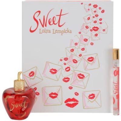 Lolita Lempicka Sweet coffret presente