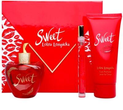 Lolita Lempicka Sweet lote de regalo