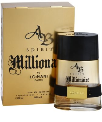 Lomani AB Spirit Millionaire тоалетна вода за мъже 1