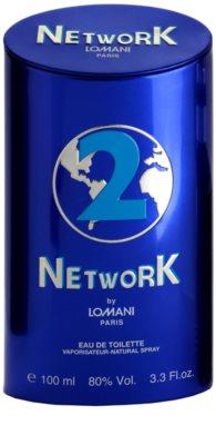 Lomani Network Blue Eau de Toilette für Herren 4