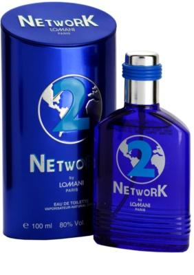 Lomani Network Blue toaletna voda za moške 1