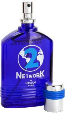 Lomani Network Blue Eau de Toilette für Herren 3