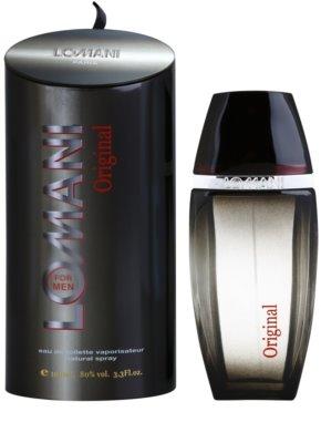 Lomani Original eau de toilette férfiaknak