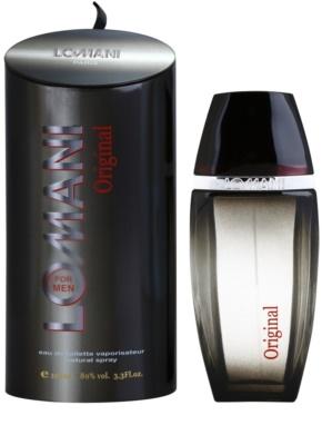 Lomani Original туалетна вода для чоловіків