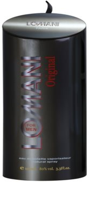 Lomani Original туалетна вода для чоловіків 4