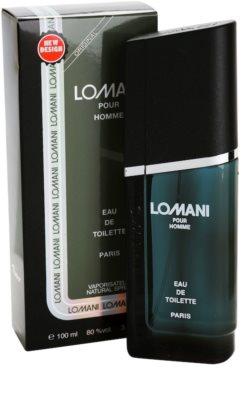 Lomani Pour Homme Eau de Toilette para homens 1