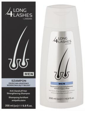 Long 4 Lashes Hair Sampon anti matreata pentru barbati 1