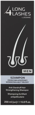 Long 4 Lashes Hair Sampon anti matreata pentru barbati 2