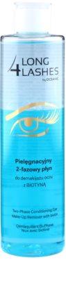 Long 4 Lashes Lash dvoufázový odličovač očí pro podporu růstu řas