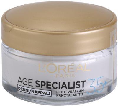 L'Oréal Paris Age Specialist 35+ dnevna krema proti gubam