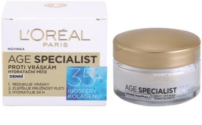L'Oréal Paris Age Specialist 35+ denní krém proti vráskám 2