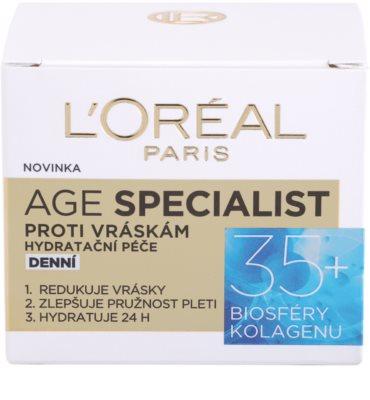 L'Oréal Paris Age Specialist 35+ denní krém proti vráskám 3