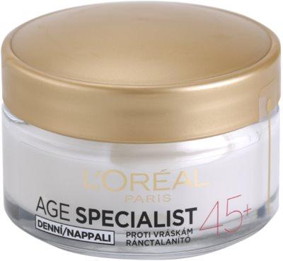 L'Oréal Paris Age Specialist 45+ denní krém proti vráskám